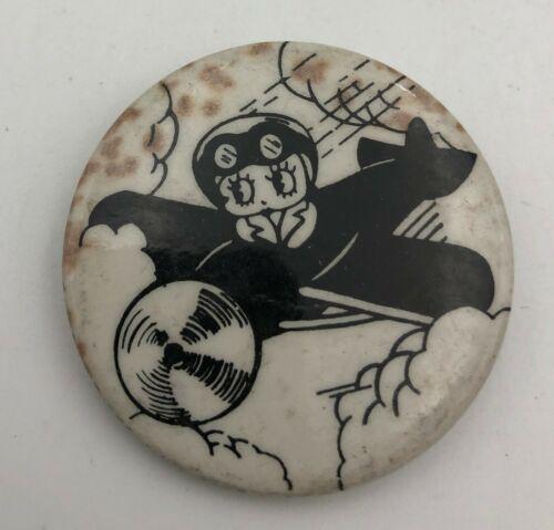 Betty Boop Cartoon Comic Book Button Pinback