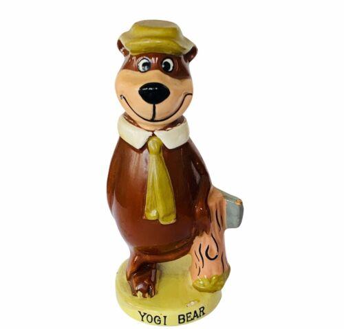 Yogi Bear figurine vtg porcelain Don