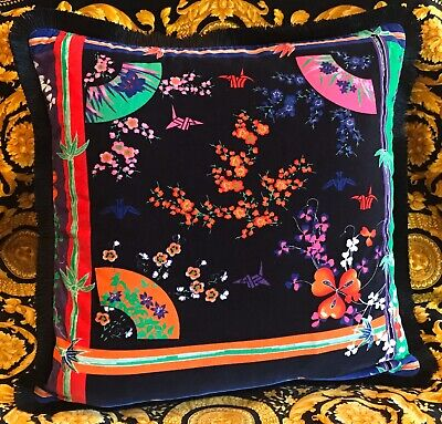VERSACE FOR H&M LIMITED EDITION DECORATIVE PILLOW