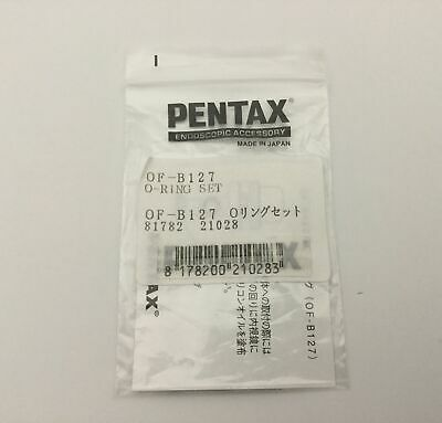 Pentax Of-b127 O-ring Set 3 For Suction Control Valves Of-b120 Of-b177