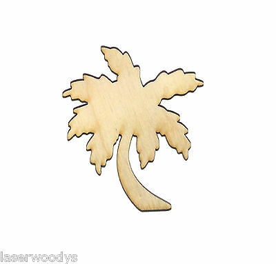 Palm Tree Unfinished Wood Shape Cut Out PT7923 Crafts Lindahl Woodcrafts   ](Palm Tree Cut Outs)