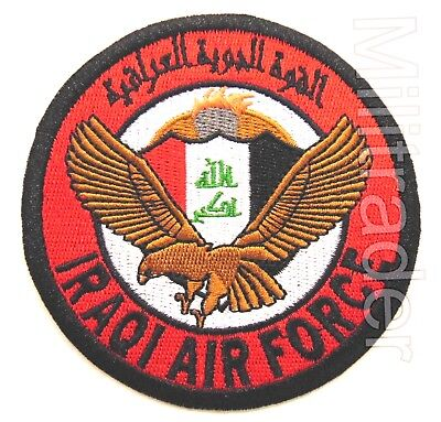 Iraq New Iraqi Air Force Patch (Hard to Find Design)