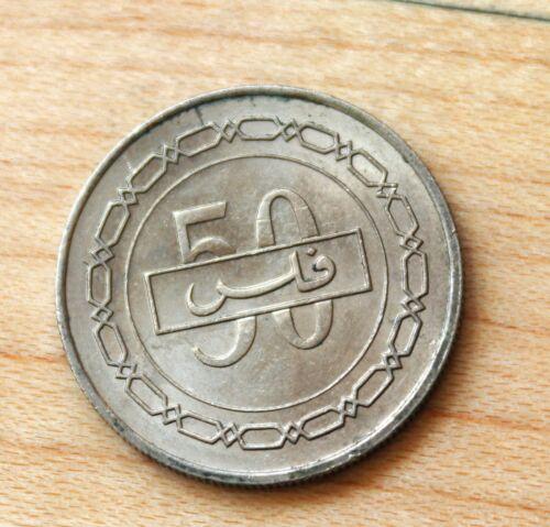 2002 Bahrain 50 Fils