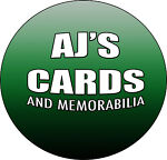 AJ's cards and Memorabilia