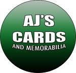 AJ's cards and Memorabilia