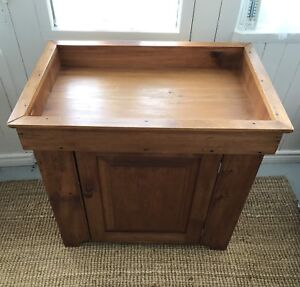 Dry Sink Cabinet