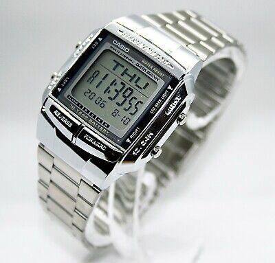 ✅  Casio Herrenuhr DB-360N-1AEF Multifunktion ✅ Casio Uhr Alarm