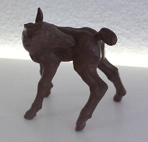 Curt Tausch Tierplastik Pfohlen Pferd Ton unsigniert um 1930er/40er Skulptur xz