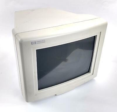 Philips Mcmd02aa Crt Monitor Display For Sonos 5500 Ultrasound Machine Working