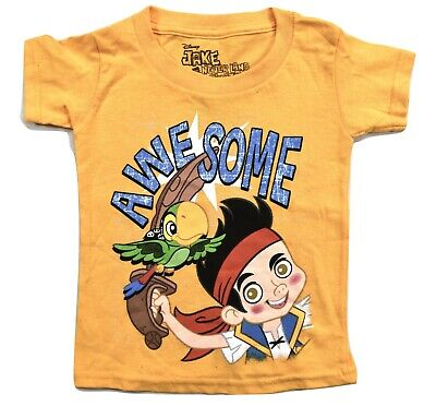 Jake And The Neverland Pirates Shirts (Toddler Jake and the Neverland Pirates Awesome Shirt New)