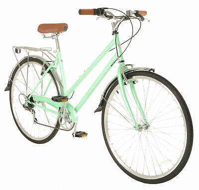Vilano Women's Hybrid Bike 700c Retro City Commuter - Bicycle Hybrid