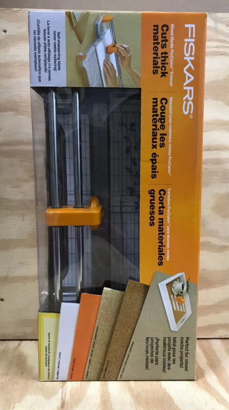 Fiskars Mixed Media Procision Trimmer  - 100580-1002