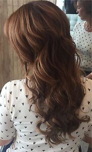 """AVAILABLE TODAY!!! FULL HEAD WEFT HAIR EXTENSIONS 24"""" Chelsea Kingston Area Preview"""