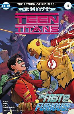 TEEN TITANS #14 DC 2017 NM