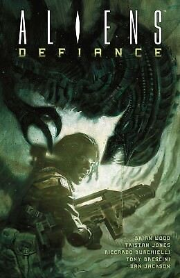 Aliens - Defiance 1 - Deutsch - Cross Cult - Comic - NEUWARE