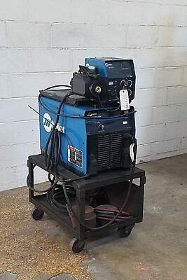 Miller Invision 450-amp Welding Power Source With Wire Feeder - Am19760