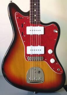 Fender Jazzmaster CIJ Sunburst