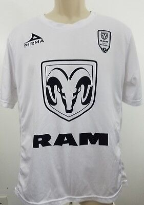 Pirma Soccer Jersey Dodge Ram Copa Alianza Size Small 1643 1db76d65d