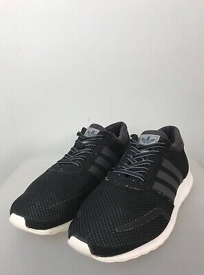 adidas los angeles, womes, black, size 5.5, good condition