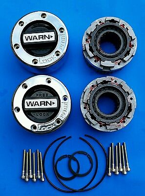 Warn 9790 Manual Locking Hub Kit 19 Spline Dana 44 GM/Chevy Ford Dodge