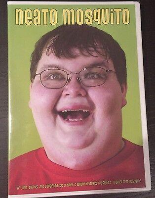 Neato Mosquito DVD Rayen Belchere Indie Movie Wednesday 13 Murderdolls