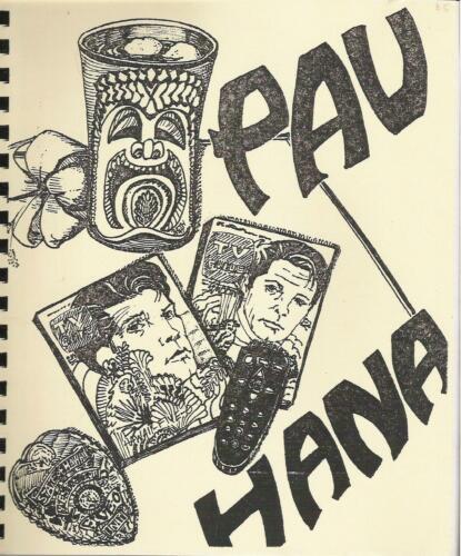 HAWAII 5-0 fanzine PAU HANA #5