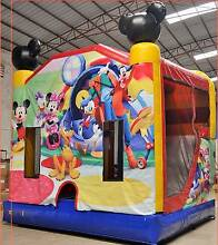 Jumping Castle Hire Wyndham Vale Wyndham Area Preview