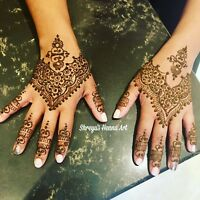 **HENNA SERVICES IN THE GTA**