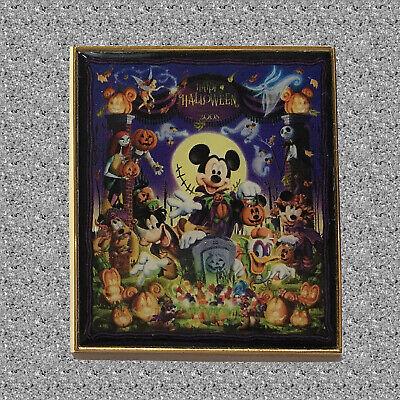 Disneyland Paris Halloween Jack (Halloween 2008 - Mickey Donald Tink Jack Sally Zero - Disney DLP)