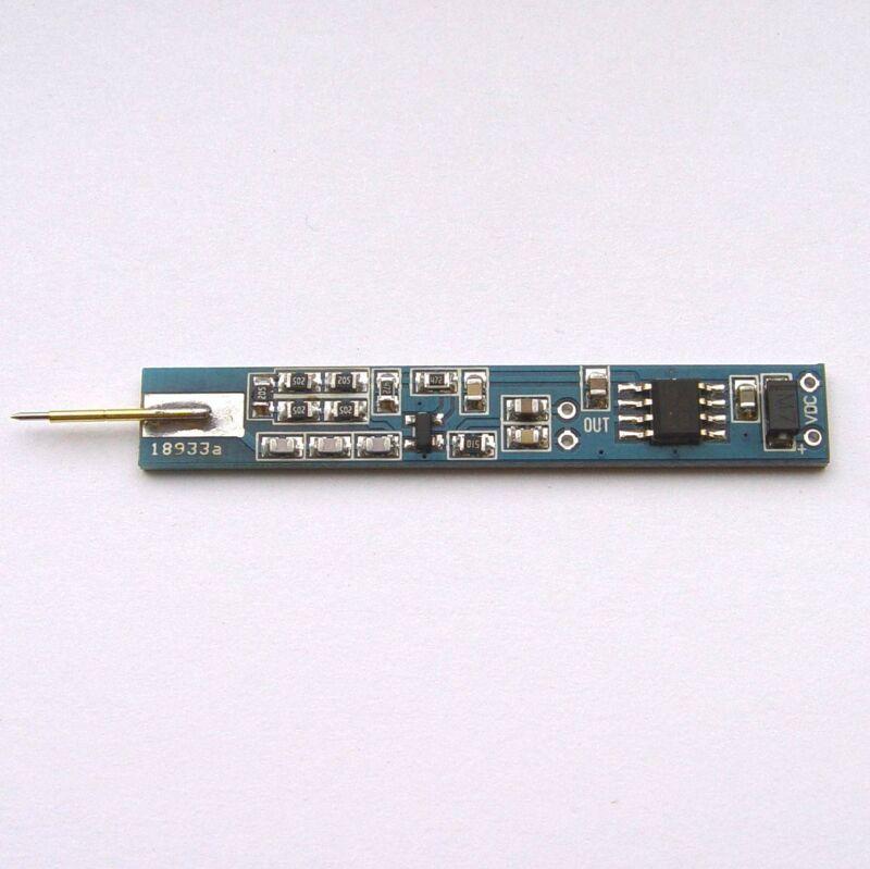 RF Active Probe 0.1 - 1500 MHz - 1.5 GHz HF VHF UHF SHF analyzer oscilloscope
