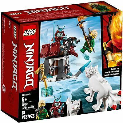 Lego 70671 Ninjago Lloyd's Journey