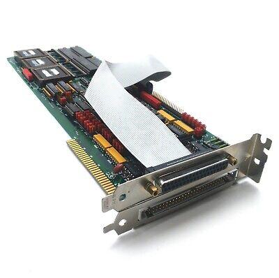 Sonix Smc6a Rev B Scanning Acoustic Microscope Motor Control Card Isa Db37 60pin