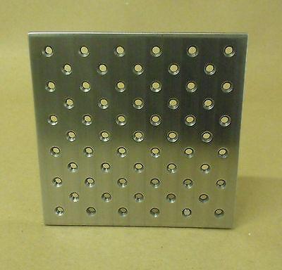 Steel Tooling Plate 6 X 6 14-20 Holes Tlplate0606
