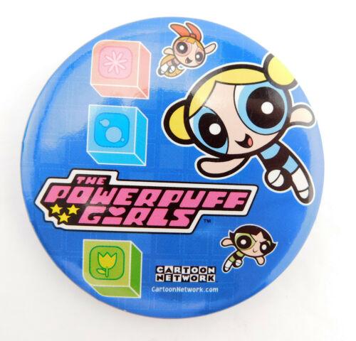 POWER PUFF GIRLS WBSS Cartoon Network Employee Promotional Pin
