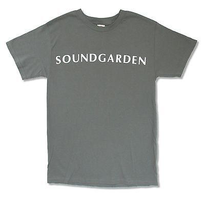Soundgarden T Shirts For Sale