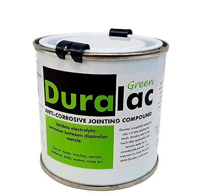 Duralac Green 250ml Tin Duralac Anti Corrosive Compound Stainless Aluminium