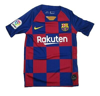 FC Barcelona Trikot Kindergröße Home 2019/20 Nike Medium Youth