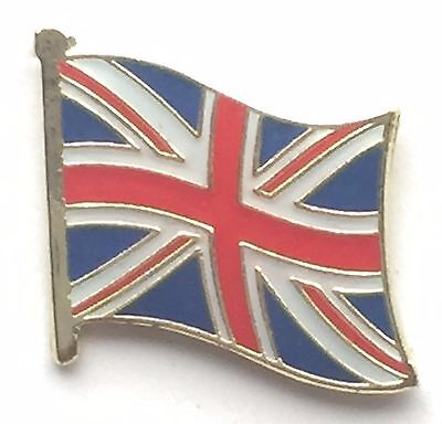 Union Jack Lapel Pin Badge cheap cheap until stock lasts (Cheap Lapel Pins)