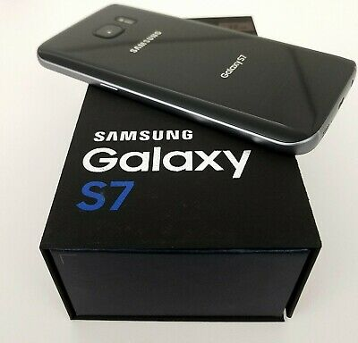 SAMSUNG GALAXY S7 SM-G930A BLACK 32GB FOR AT&T OR CRICKET CUSTOMERS BEST