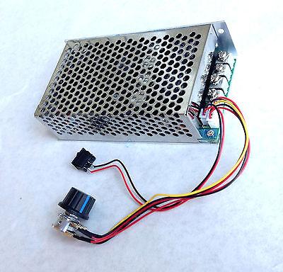 Speed Controller for DC motor Manta control 12 24 48 volt  100-AMP 5000-WATT N