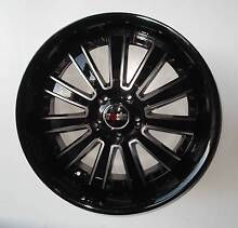 """20"""" Crossfire Nightrider Alloys To Suit Commodore Toowoomba Toowoomba City Preview"""