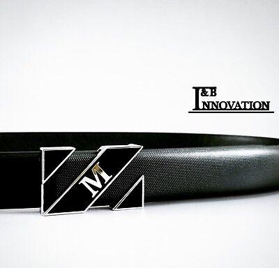BEST QUALITY LEATHER BELT. SOFT, FLEXIBLE, PREMIUM LEATHER. ADJUSTABLE (Best Flex Belts)