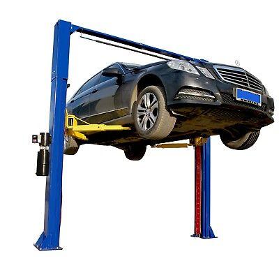 APlusLift HW-10KOH Two Post Over Head Auto Hoist Car Lift 10000 LB Capacity 10000 Lbs Capacity Two Post