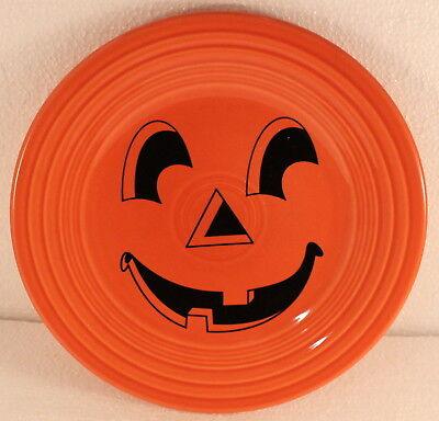 Homer Laughlin FIESTA Pumpkin Jack O' Lantern 9