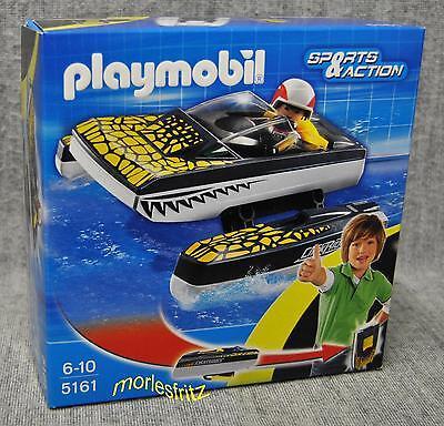 Playmobil 5161 Croc Speeder Click&Go ClickRiders Sports & Action Neu