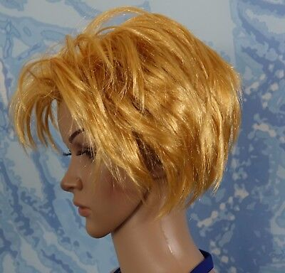 Donald Trump Style Halloween Costume Mens Blonde Wig