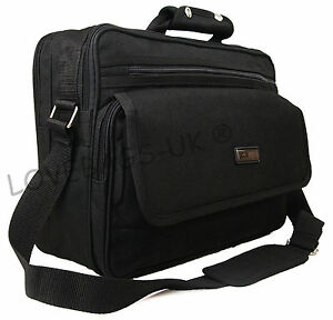 Quality-Business-Briefcase-Laptop-Luggage-Pilot-Work-Flight-Carry-Holdall-Bag