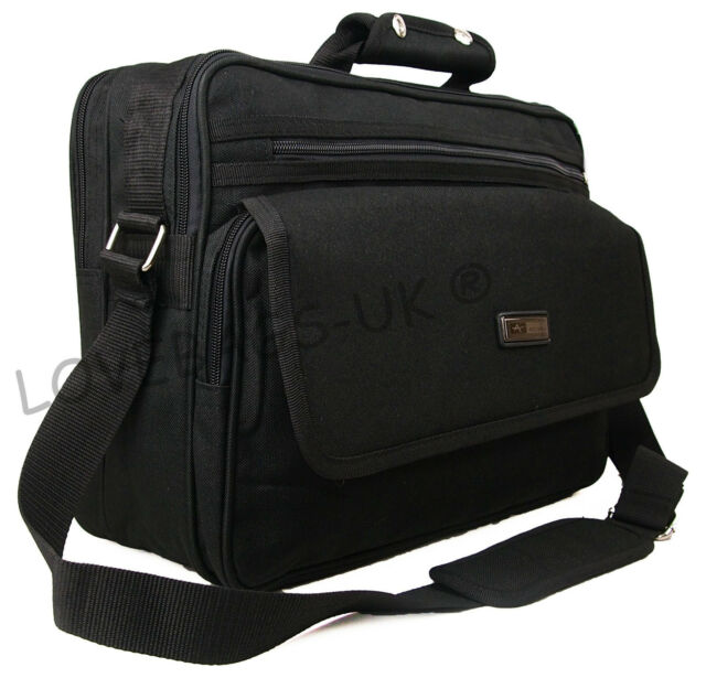High Quality Black Mens Womens Flight Cabin Hand Luggage Carry ...