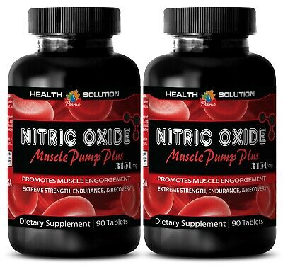 muscle building supplements for men - NITRIC OXIDE 3150 - energy-boosting 2 BOTT