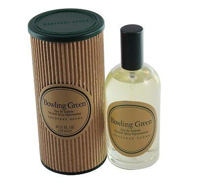 Bowling Green By Geoffrey Beene 4 0Oz  120Ml Edt Spray For Men New In Box